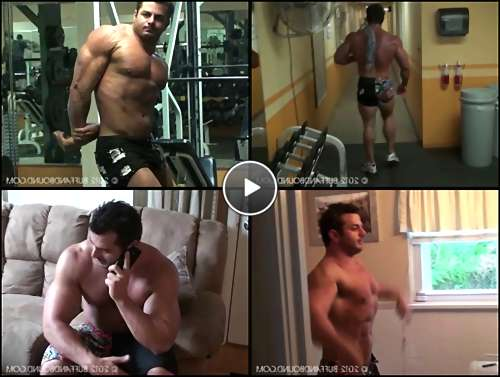 muscle man porn video